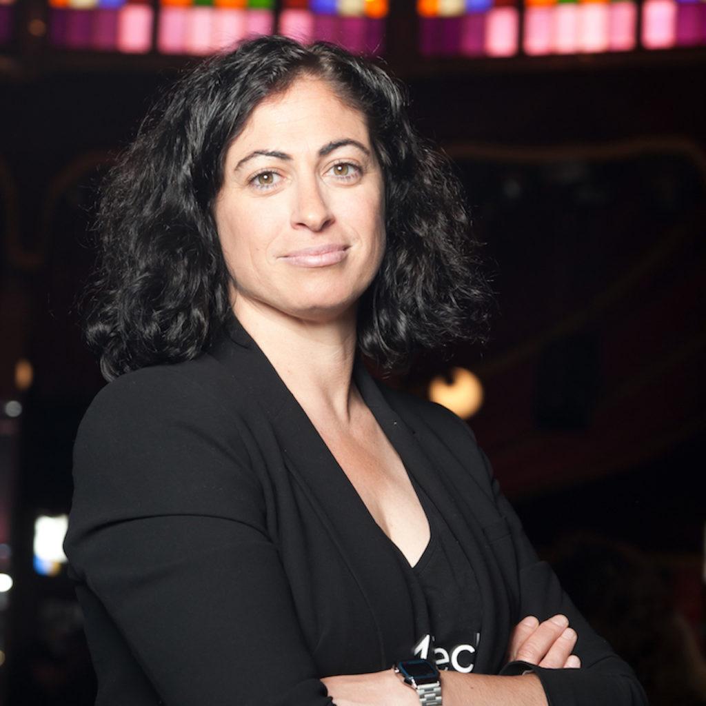 Cristina Aranda MujeresTech e Intelygenz