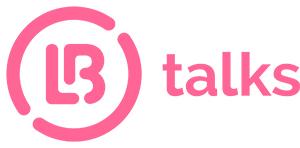 LB talks logo sobre nosotras