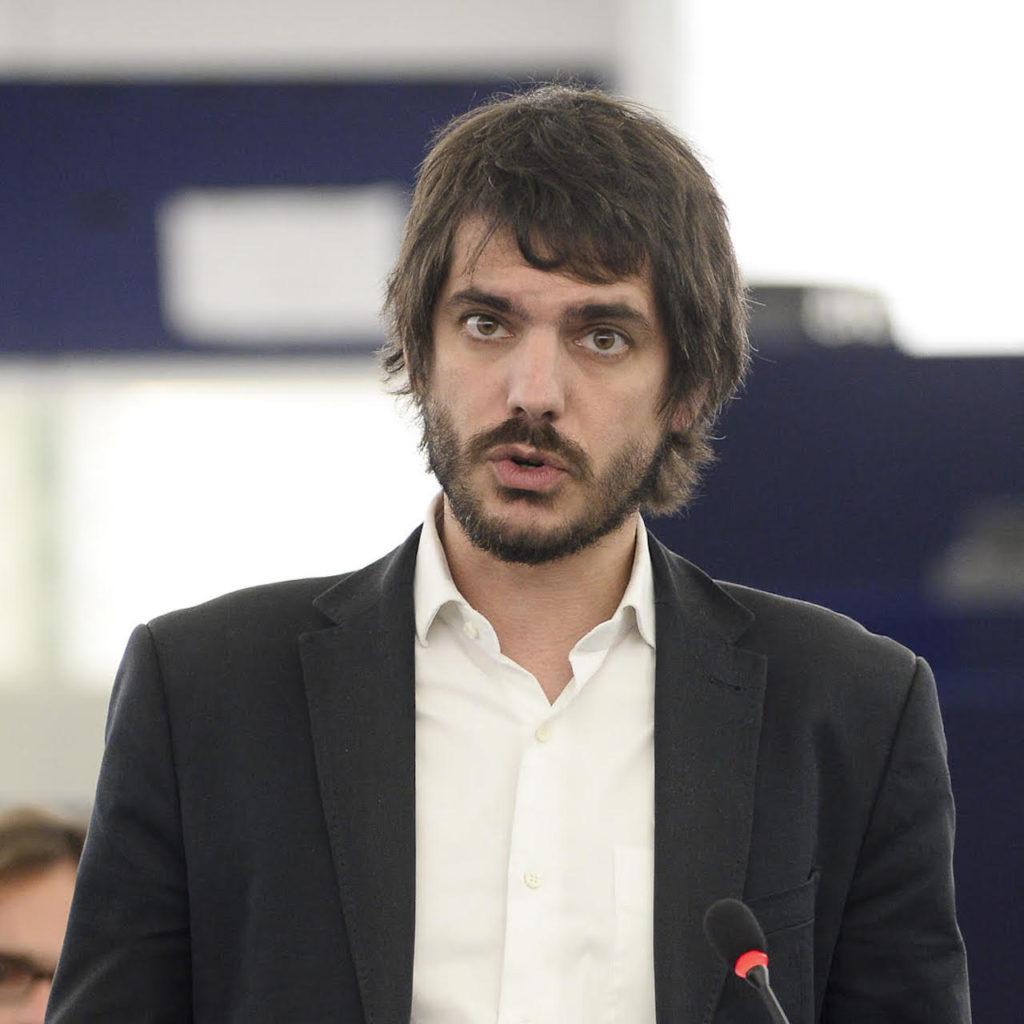 Ernest Urtasun Parlamento Europeo