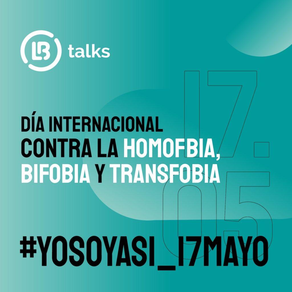 dia contra la homofobia bifobia lbtalks